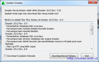 Download Smadav 9.0 Full Version